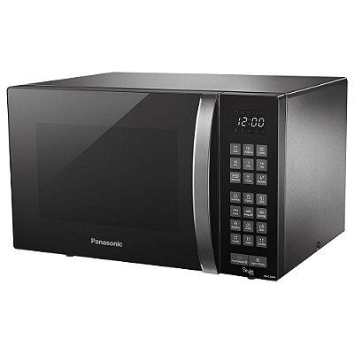 Micro-ondas 32 Litros 900W NN-ST67HSRUK Inox Panasonic 220v