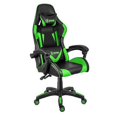 Cadeira Gamer Premium Reclinável Ajustável XZone CGR-01