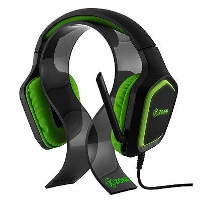 Headset Gamer LED Para PC Xbox One PS4 Celular XZone GHS-02