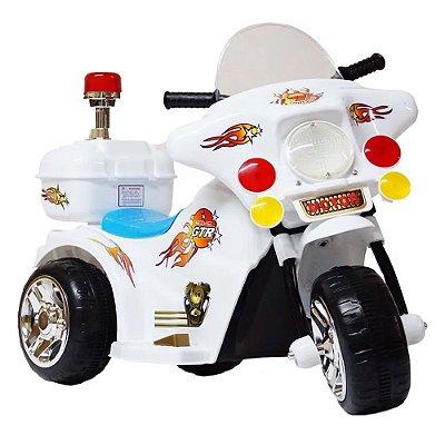 Mini Moto Elétrica Infantil Recarregável BW006-BR Importway