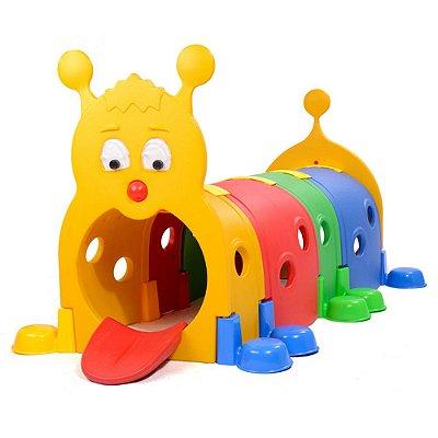 Túnel Centopeia Infantil Playground IWTIC1 Importway