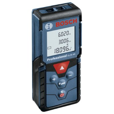 Trena Laser Digital GLM 40 Professional Bosch Azul