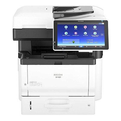 Impressora Multifuncional Laser B&W Ricoh IM 430F 127v