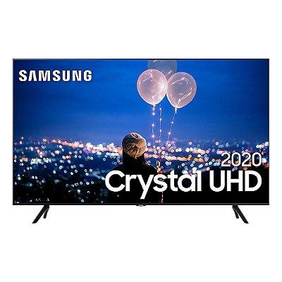 "Samsung Smart TV 55"" Crystal UHD 55TU8000 4K Wi-fi USB Alexa"