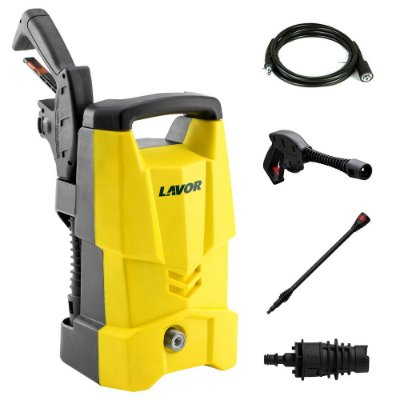 Lavadora de Alta Pressao 1600W Lavor One 120 127v