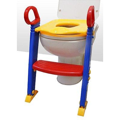 Assento Infantil Com Escada Para Troninho BW071 Importway