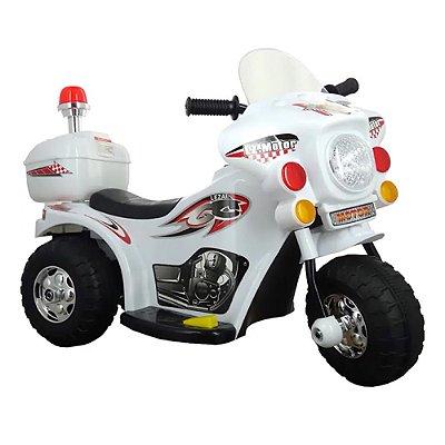 Mini Moto Elétrica Infantil Recarregável BW002B Importway