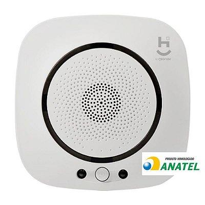 Sensor Vazamento de Gás Inteligente Wifi Geonav HISSGL