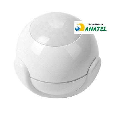 Sensor Inteligente de Movimento Wi-Fi HISSMV Geonav Bivolt
