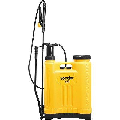 Pulverizador Costal Agrícola 20 Litros Vonder PC020