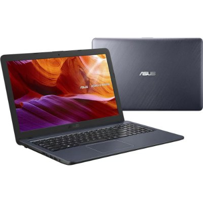 Notebook ASUS VivoBook Intel Core Duo 1,1 GHz 4 MB 500MB 15,6""