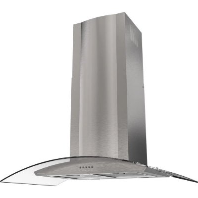 Coifa de Parede Curvature Inox 90cm CFA391 Cadence 220V