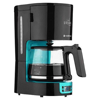 Cafeteira Urban Inspire Programável Azul CAF700 Cadence 127v