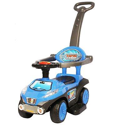 Carrinho Passeio Infantil Empurrador Azul BW059 Importway