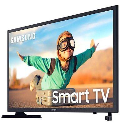 "Smart TV Tizen HD T4300 32"" 2020 HDR Wifi USB HDMI Samsung"
