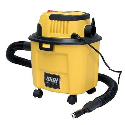 Aspirador Pó e Água 1400W 10L IWAP10 Importway 220v