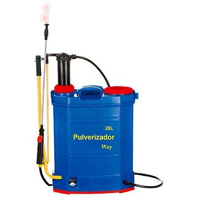 Pulverizador 2X1 Elétrico Manual 20l IWP2X1-020 Importway