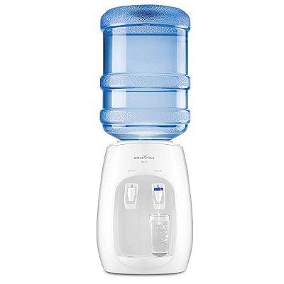 Bebedouro Garrafão Britânia Aqua BBE03BF 20L Branco Bivolt