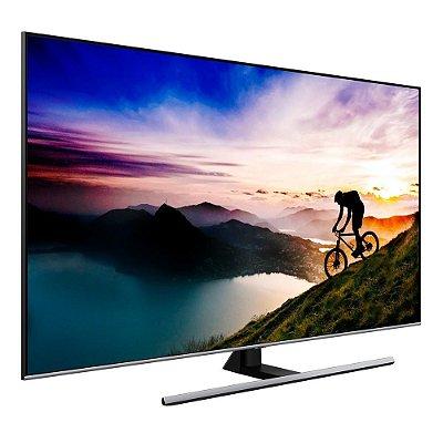 """Smart TV Qled 4K QN65Q70T 65"""" Ultra HD HDMI USB Wifi Samsung"""