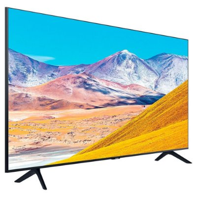 "Smart TV Crystal 4K UN65TU8000 65"" HDR Wifi USB HDMI Samsung"