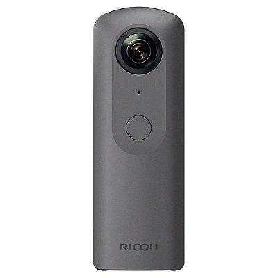 Câmera 360 Ricoh THETA V 4K 360 Spherical Cinza Metálico