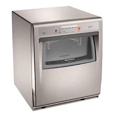 Lava-Louças Brastemp Prata 8 Serviços Compacta BLF08AS 220v