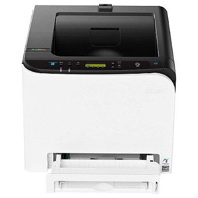 Impressora Colorida a Laser Ricoh SP C262DNW 110v