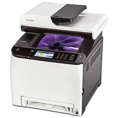Multifuncional Colorida a Laser Ricoh SP C262SFNW 110v