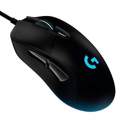 Mouse Ótico Gamer Logitech G403 16000 Dpi Hero Programável