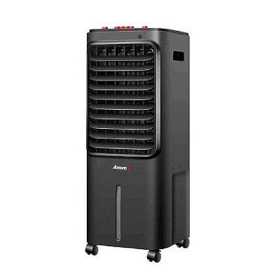 Climatizador de Ar Amvox Com 3 Velocidades ACL012 110v