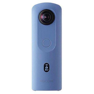 Câmera 360 Ricoh THETA SC2 4K 360 Spherical Azul