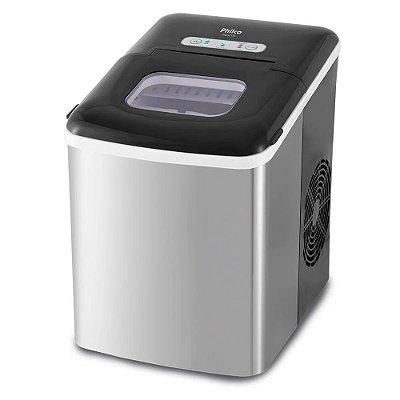 Máquina de Gelo Philco PMG01PI 12Kg 100W 220v