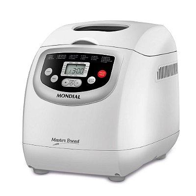 Panificadora Automática Mondial Master Bread NPF-54 110v