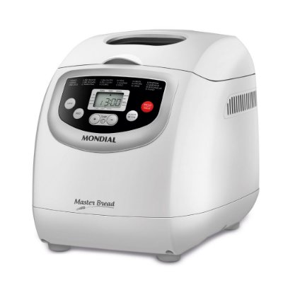 Panificadora Automática Mondial Master Bread NPF-54 220v