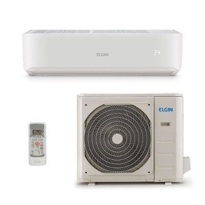 Ar Condicionado Elgin Split Eco Plus II 9000B Frio Branco 220V