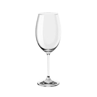 Taça Para Vinho Tinto Fizzy 450ml Haus Concept Cristal