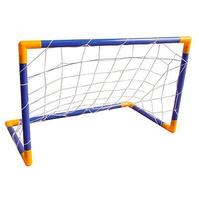 Trave Infantil Para Futebol 79x43cm BW144 Importway