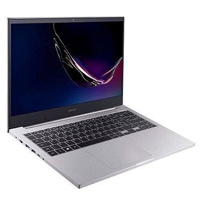 """Notebook Samsung Book X30 Intel i5 8GB 1TB 15,6"""" Prata Win10"""