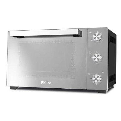 Forno Elétrico Philco 1800W PFE50PE Full Glass 50l 220v