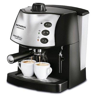 Cafeteira Expresso Coffee Cream Premium C-08 Mondial 220v
