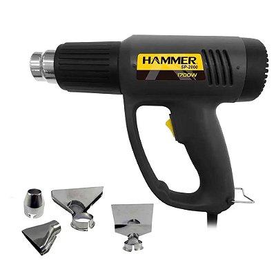 Soprador Térmico GYSP2000 Hammer 1700W 350 a 550ºC 110v