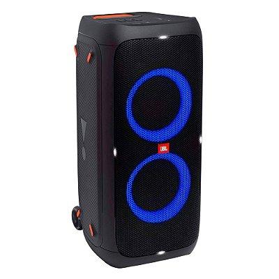 Caixa De Som Portátil JBL PartyBox 310 Luzes Led 240W