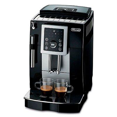 Máquina de Café Expresso Automática Delonghi ECAM 23.210.B 220v