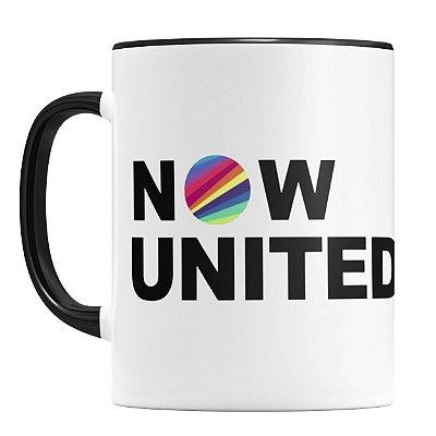 Caneca Personalizada Now United (Com Nome) (mod.2)