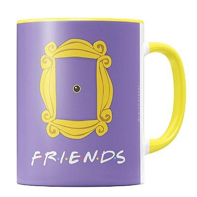 Caneca Personalizada Friends (Com Nome) (mod.1)