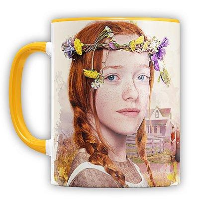 Caneca Personalizada Anne With E