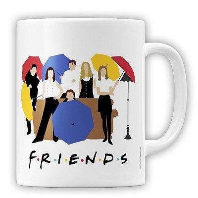 Caneca Personalizada Friends (Com Nome) (mod.3)