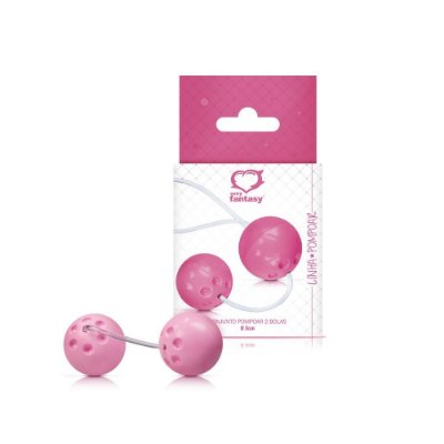 02 Bolinhas - Pompoar com Pesinho - Orgasm Balls