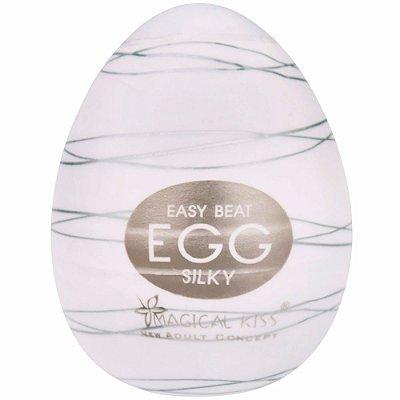 Masturbador - Masculino Super Egg - Silky