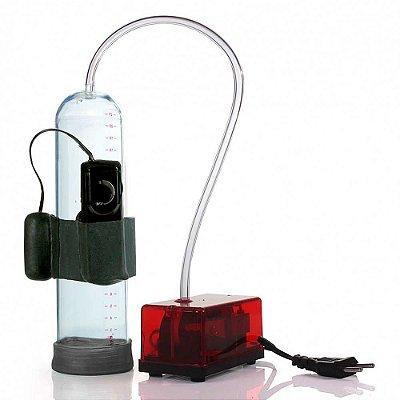 Bomba Peniana Elétrica - 220V com Vibração